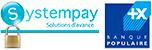 paiement sécurisé Banque populaire Systempay