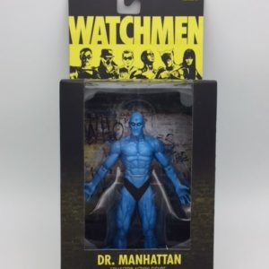 DR. MANHATTAN - Collector Action Figure - Watchmen Movie DC Comics - Series 2 - DC Direct – 761941277035 – In Box - Kingdom Figurine