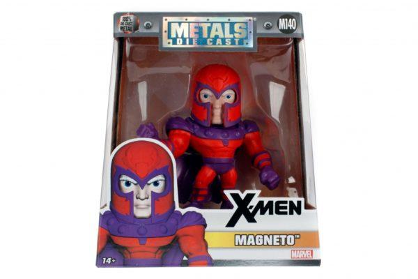 Figurine Magneto X Men Marvel - Jada Metals Diecast - M140 - 801310979037 - box-Kingdom Figurine