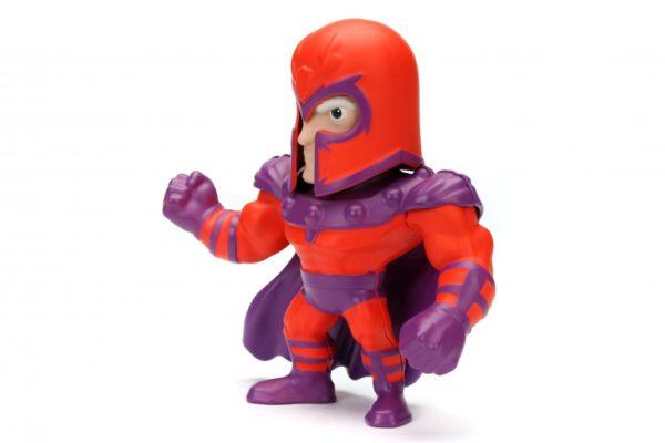 Figurine Magneto X Men Marvel - Jada Metals Diecast - M140 - 801310979037 - left -Kingdom Figurine