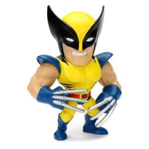 Figurine Wolverine X Men Marvel - Jada Metals Diecast - M138 - 801310979020 - Kingdom Figurine (2)
