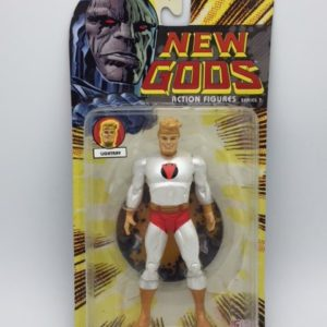 Lightray - Figurine Articulée – Action Figure - Kirby - New Gods Serie 1 - DC Direct – 761941267692 – in box - Kingdom Figurine
