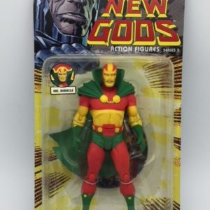 MR. MIRACLE – Figurine Articulée – Action Figure - Kirby - New Gods Serie 1 - DC Direct – 761941267708 – IN BOX - Kingdom Figurine