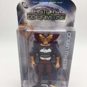 OCÉAN MASTER – Figurine Articulée – Action Figurre - History of DC Universe Series 3 - DC Direct – 761941283654 – IN BOX - Kingdom Figurine