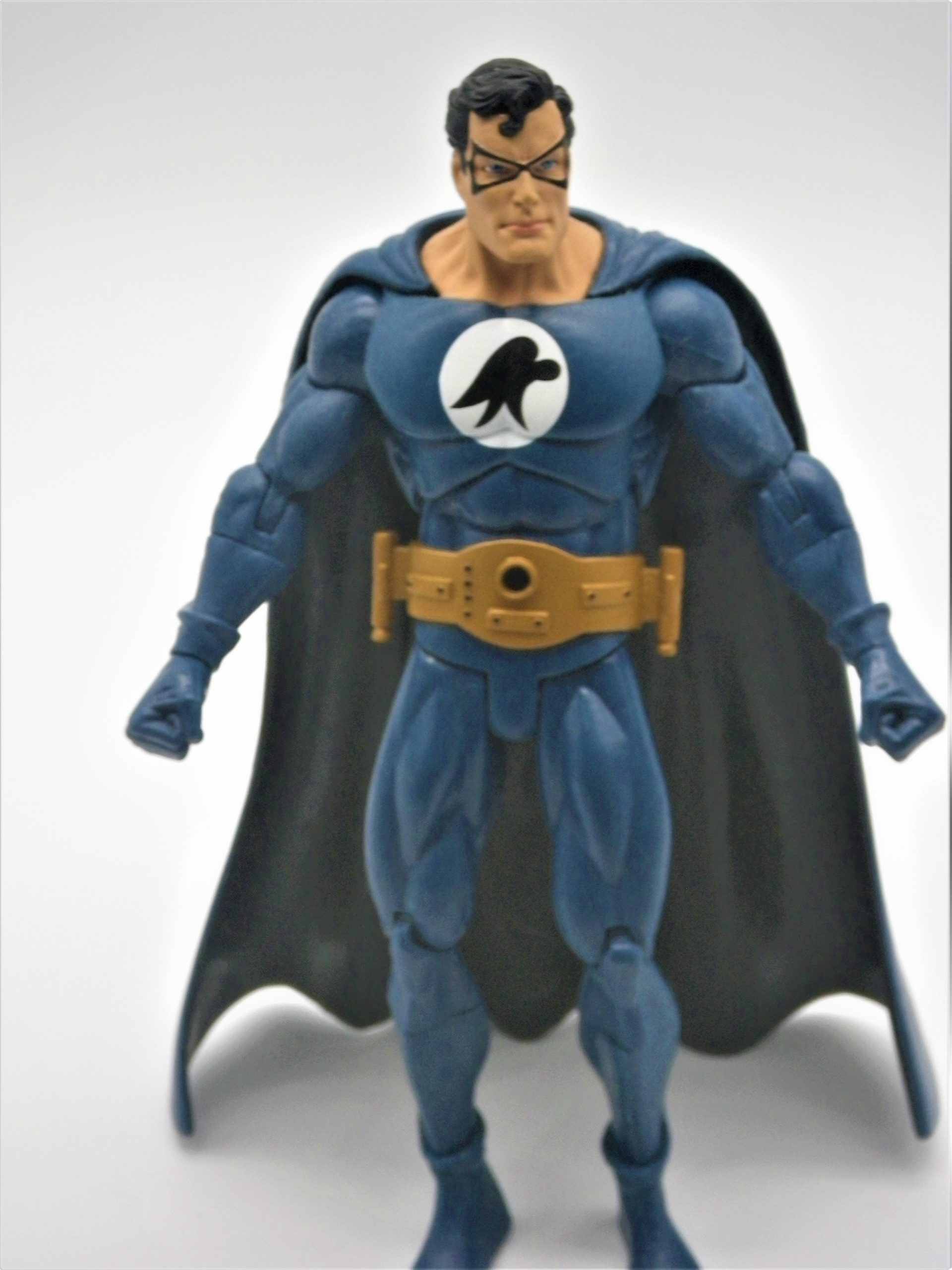 History of The DC Universe Superman as Nightwing Action Figure Series 4