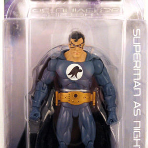 SUPERMAN AS NIGHTWING FIGURINE ARTICULÉE HISTORY OF DC UNIVERSE SERIES 4 DC DIRECT - 761941289120 - Kingdom Figurine
