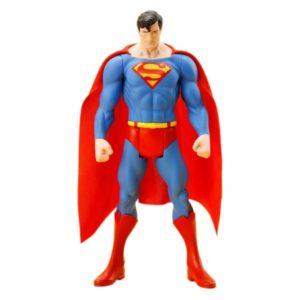SUPERMAN CLASSIC COSTUME STATUE - PVC ARTFX+ - SUPER POWERS - DC COMICS - KOTOBUKIYA - 20 CM – (0) - 812771023085 – kingdom-figurine.fr