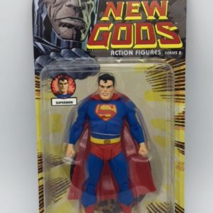 SUPERMAN - Figurine Articulée – Action Figure - Kirby - New Gods Series 2 - DC Direct - 761941277127 - In Box - Kingdom Figurine