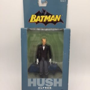 ALFRED FIGURINE ARTICULÉE – BATMAN HUSH SERIES 3 – DC DIRECT – 761941246970 – In Box - KINGDOM FIGURINE
