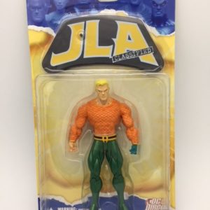 AQUAMAN-FIGURINE-ARTICULÉE-JLA-CLASSIFIED-SERIES-1