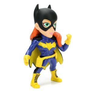 BATGIRL FIGURINE MÉTAL - DC COMICS - JADA METALS DIECAST M357 - 0801310978849 - 4 - kingdom-figurine.fr