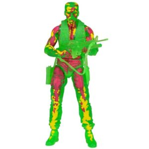 DUTCH THERMAL VISION FIGURINE ARTICULÉE - PREDATORS SERIES 11 - NECA - 18 CM - 634482515013 - kingdom-figurine.fr