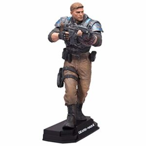 JD FENIX FIGURINE ARTICULÉE - GEARS OF WAR 4 - COLOR TOP - Mc FARLANE TOYS - 18 CM - 787926120059 - kingdom-figurine.fr
