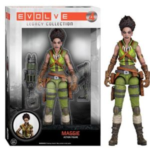 MAGGIE FIGURINE ARTICULÉE EVOLVE FUNKO LEGACY COLLECTION 15 CM - 849803052959 - kingdom-figurine.fr