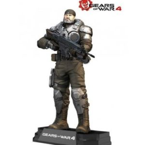 MARCUS FENIX FIGURINE ARTICULÉE GEARS OF WAR 4 COLOR TOP Mc FARLANE TOYS 18 CM - 787926120172 - kingdom-figurine.fr