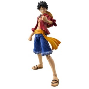 MONKEY D LUFFY FIGURINE ARTICULÉE - ONE PIECE - VARIABLE ACTION HEROES - MEGAHOUSE - 18 CM - 2 – 4535123817663 – kingdom-figurine.fr