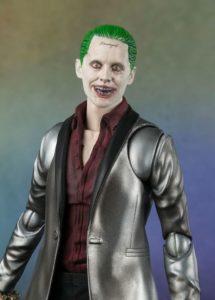 Le Joker visage souriant