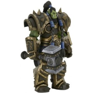 THRALL FIGURINE HEROES OF THE STORM - NECA - 18 CM - (1) - 0634482454121 – kingdom-figurine.fr