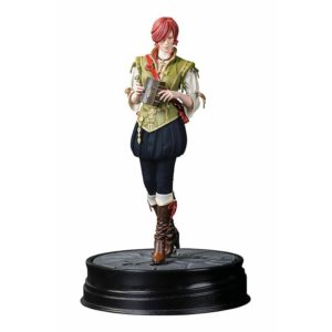 WITCHER 3 - WILD HUNT - SHANI - STATUETTE PVC 20 CM - 761568001785 - kingdomfigurine.fr