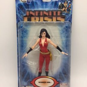 WONDER GIRL FIGURINE ARTICULÉE - INFINITE CRISIS SERIES 2 - DC DIRECT – 761941259444 – In Box - KINGDOM FIGURINE