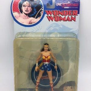 WONDER WOMAN RE ACTIVATED FIGURINE ARTICULÉE – RE-ACTIVATED SERIES 1 – DC DIRECT - 761941257075 – In Box - KINGDOM FIGURINE