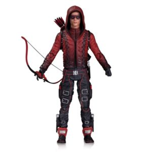 ARSENAL FIGURINE ARTICULÉE - DC COMICS - ARROW ARSENAL - ROY HARPER - DC COLLECTIBLES - 17 CM - 0 - DCCAPR150332 – 761941332802 – kingdom-figurine.fr