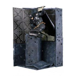 BATMAN STATUETTE PVC - ARTFX+ -ÉCHELLE 1-10 - DC COMICS -BATMAN ARKHAM KNIGHT -KOTOBUKIYA - 25 CM - 4934054902330 - kingdom-figurine.fr