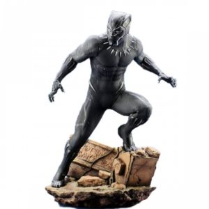 BLACK PANTHER STATUETTE PVC ARTFX ÉCHELLE 1-6 MARVEL BLACK PANTHER MOVIE KOTOBUKIYA 32 CM - 0 - KTOMK253 – 190526013582 – kingdom-figurine.fr
