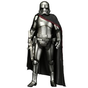 CAPTAIN PHASMA FIGURINE PVC - ARTFX+- ÉCHELLE 1-10 - STAR WARS EPISODE VII - KOTOBUKIYA - 20 CM - 4934054902750 - kingdom-figurine.fr