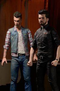 Figurines Cassidy et Jesse par Neca