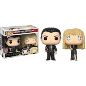 DALE COOPER & LAURA PALMER - PACK FIGURINES - BLACK LODGE - TWIN PEAKS - SDCC 2017 -FUNKO POP TV – 889698131841 – kingdom-figurine.fr