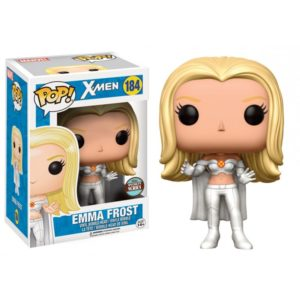 EMMA FROST FIGURINE - MARVEL X-MEN - SPECIALTY SERIES - FUNKO - POP 184 – 8896968111980 – kingdom-figurine.fr