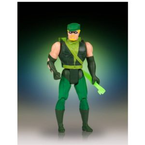 GREEN ARROW FIGURINE - DC COMICS - JUMBO KENNER - GENTLE GIANT - 30 CM – (1) - 814176020690 – kingdom-figurine.fr