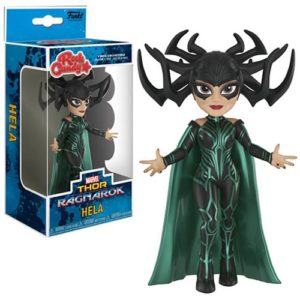 HELA FIGURINE VINYLE - THOR RAGNAROK MOVIE - ROCK CANDY - FUNKO - 13 CM – 0 - 0889698297172 – kingdom-figurine.fr