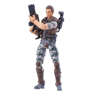 HICKS FIGURINE - ALIENS COLONIAL MARINES - HIYA TOYS - 10 CM – 6957534200144 – kingdom-figurine.fr