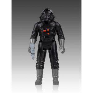 IMPERIAL TIE FIGHTER PILOT FIGURINE - STAR WARS - JUMBO KENNER - GENTLE GIANT - 30 CM – 871810010752 – kingdom-figurine.fr