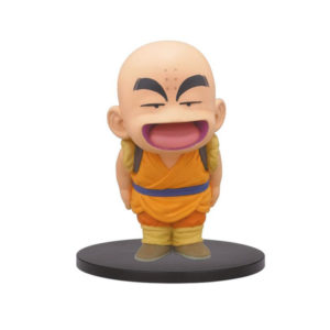 KRILIN (ENFANT) FIGURINE - DBZ - DRAGON BALL COLLECTION - BANPRESTO -14 CM -3700936106223 - kingdom-figurine.fr