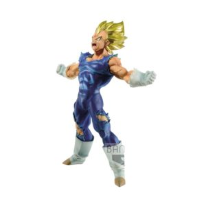 MAIJIN VEGETA FIGURINE - DRAGON BALL Z - BLOOD OF SAIYANS - BANPRESTO - 15 CM – 3296580271153 – kingdom-figurine.fr