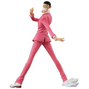 Mr. 2 BON CLAY PINK SUIT VERSION FIGURINE PVC - ONE PIECE CREATOR X CREATOR -BANPRESTO - 20 CM - 3296580257447 - kingdom-figurine.fr