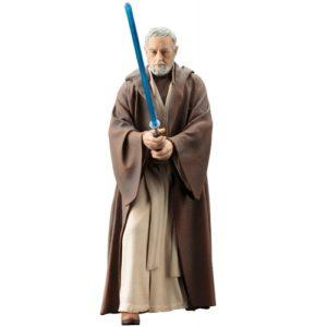 OBI-WAN KENOBI STATUETTE PVC - ARTFX+ - ÉCHELLE 1-10 - STAR WARS - KOTOBUKIYA - 18 CM - 4934054902446 - kingdom-figurine.fr