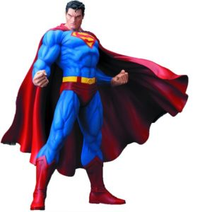 SUPERMAN FOR TOMORROW STATUETTE - PVC ARTFX - ÉCHELLE 1-6 - DC COMICS - KOTOBUKIYA - 30 CM - (0) -603259040997 - kingdom-figurine.fr