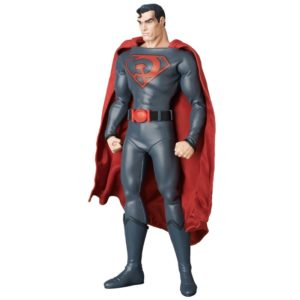 SUPERMAN RED SON FIGURINE ARTICULÉE - ÉCHELLE 1-6 - DC COMICS - RAH - MEDICOM TOY - 30 CM - (0) - 4530956107158 - kingdom-figurine.fr