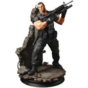 THE PUNISHER STATUETTE RÉSINE - ÉCHELLE 1-6 - MARVEL COMICS FINE ART - KOTOBUKIYA - 30 CM – 190526010895 – kingdom-figurine.fr