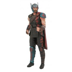 THOR RAGNAROK FIGURINE ARTICULÉE THOR GLADIATOR MARVEL DIAMOND SELECT TOYS 18 CM – 699788825174 – kingdom-figurine.fr