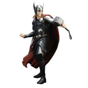 THOR STATUETTE PVC - ARTFX+ - ÉCHELLE 1-10 - AVENGERS NOW - MARVEL COMICS - KOTOBUKIYA - 21 CM - 4934054092499 - kingdom-figurine.fr