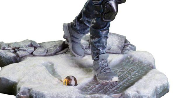 TOM CLANCY´S STATUETTE PVC - TOM CLANCY'S THE DIVISION - SHD AGENT - UBICOLLECTIBLES - UBISOFT - 24 CM - 7 - 887256027025 - kingdom-figurine.fr