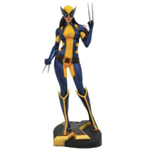 X-23 STATUETTE PVC - MARVEL GALLERY - DIAMOND SELECT TOYS - 23 CM - DIAMNOV172443 – 699788816912 – kingdom-figurine.fr