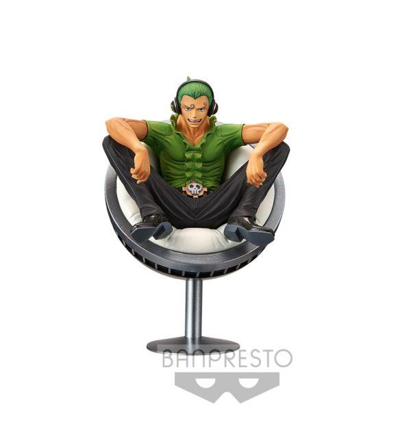YONJI FIGURINE PVC - ONE PIECE - DFX GRANDLINE SERIES- VINSMOKE FAMILY VOL. 1 - BANPRESTO - 11 CM - 1 - 329658026095 - kingdom-figurine.fr