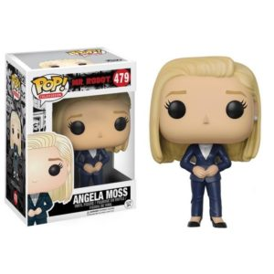 ANGELA MOSS FIGURINE - Mr. ROBOT - FUNKO - POP TELEVISION 479 - 849803098827 - kingdom-figurine.fr