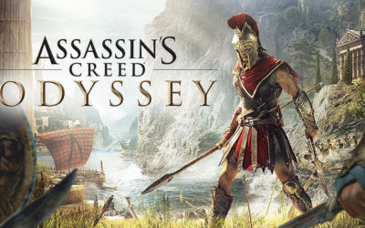 ASSASSIN'S CREED ODYSSEY arrive début octobre 2018 !